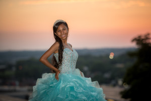Carmen's Quinceanera Photo Session!