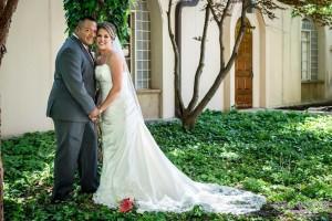 Mr. and Mrs. Maldonado Wedding!