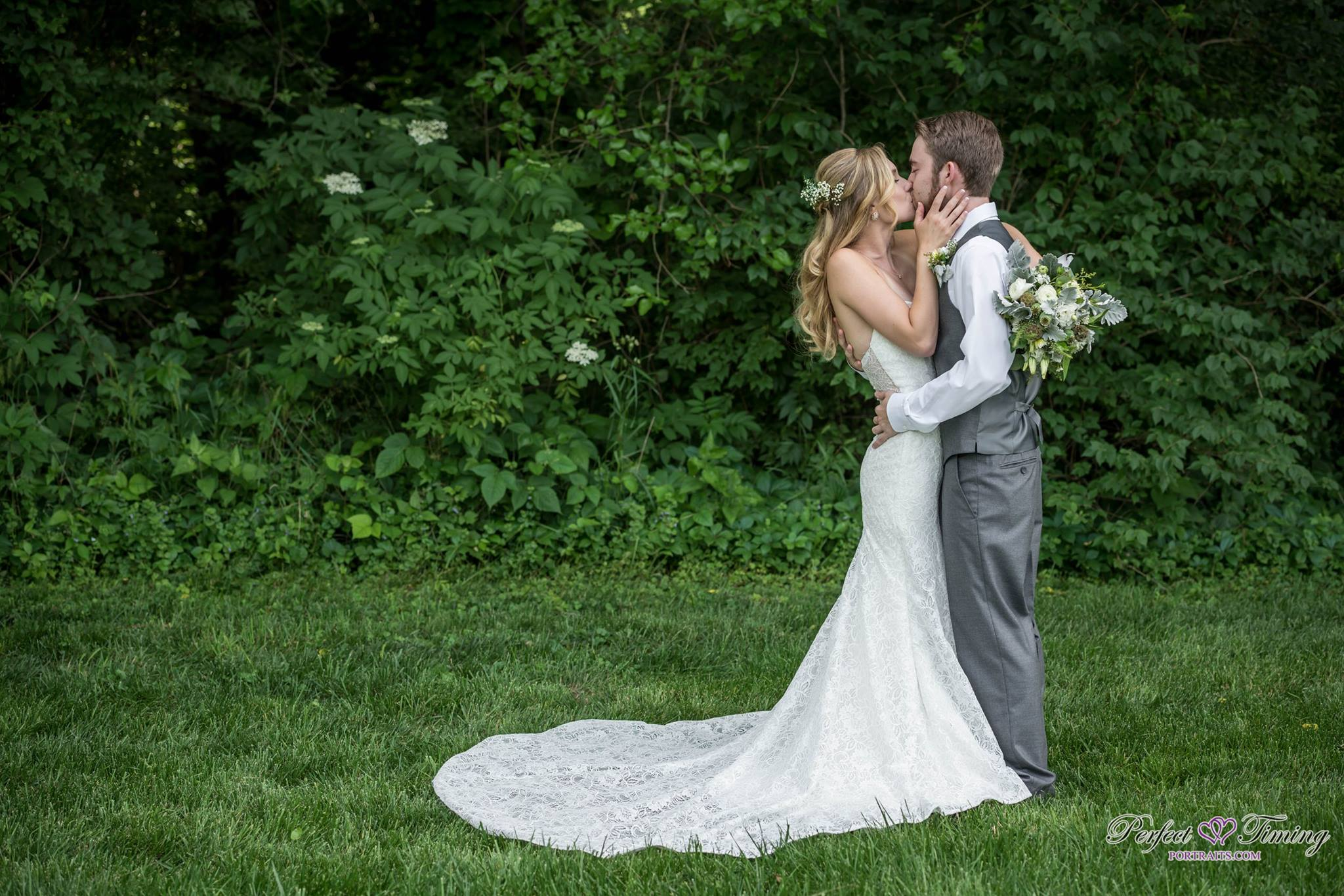 Mr. and Mrs. Lanphear Wedding!
