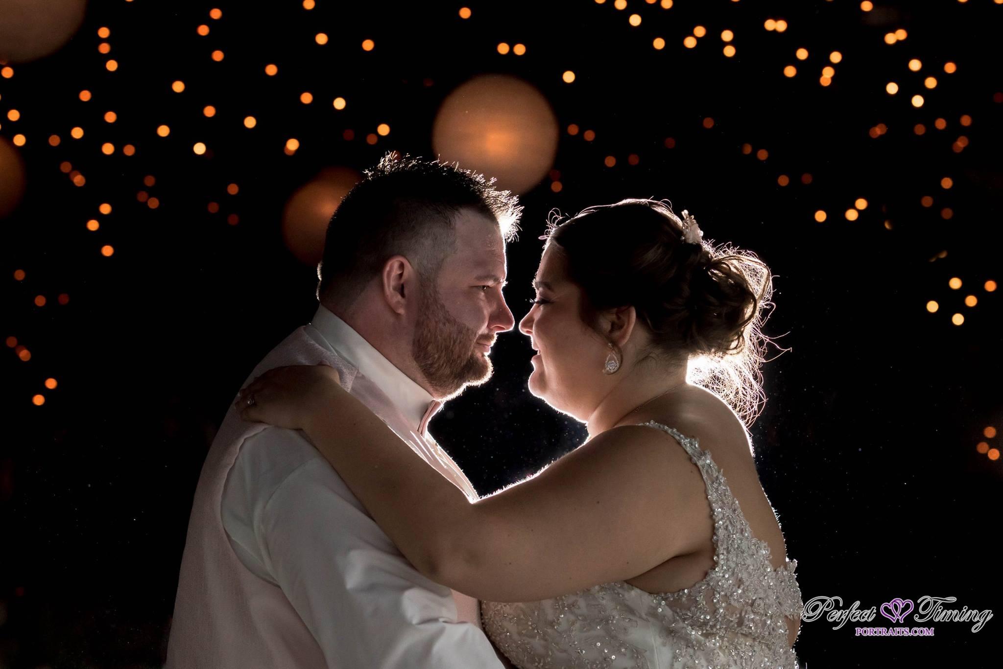 Mr. and Mrs. Ferguson Wedding!