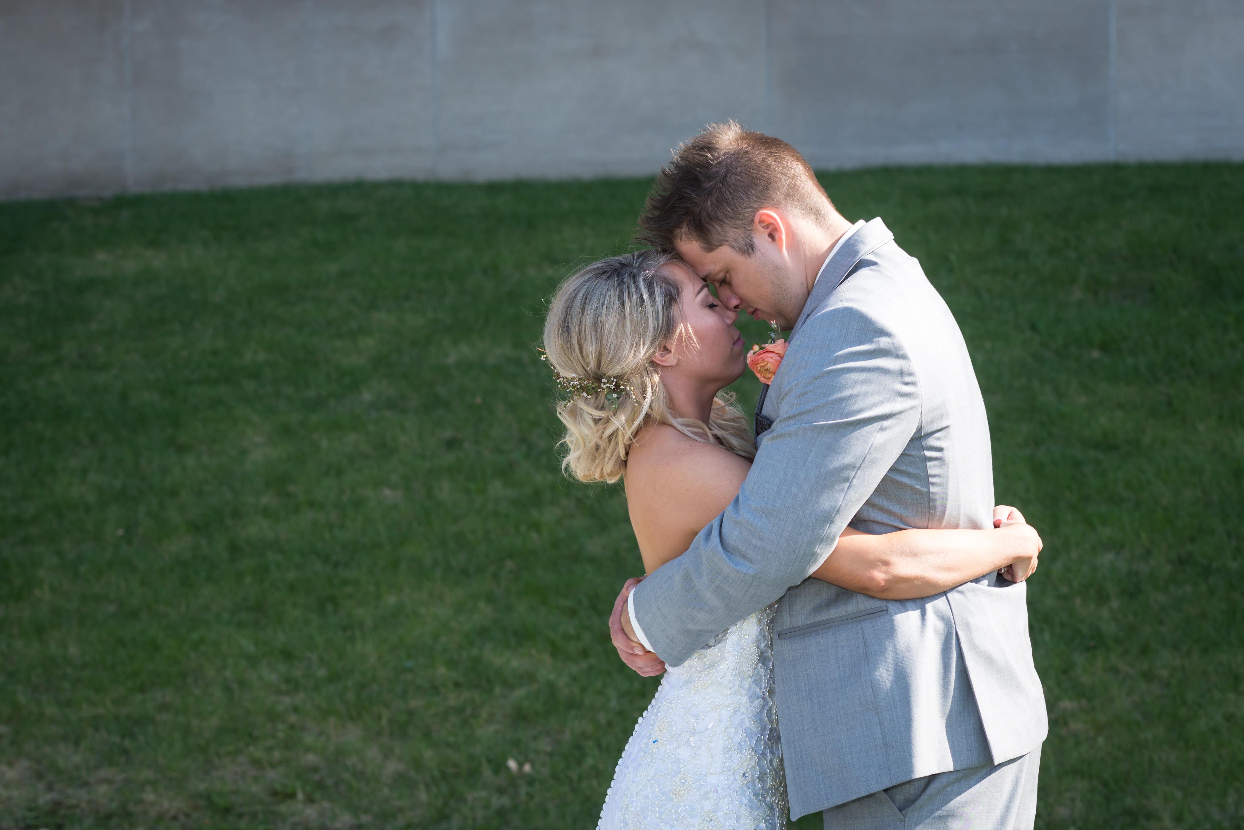 Mr. and Mrs. Senne!